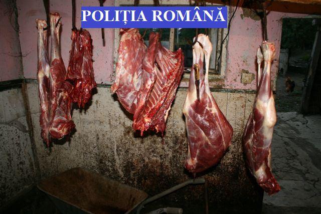 Hoţii de animale au lovit la Greci
