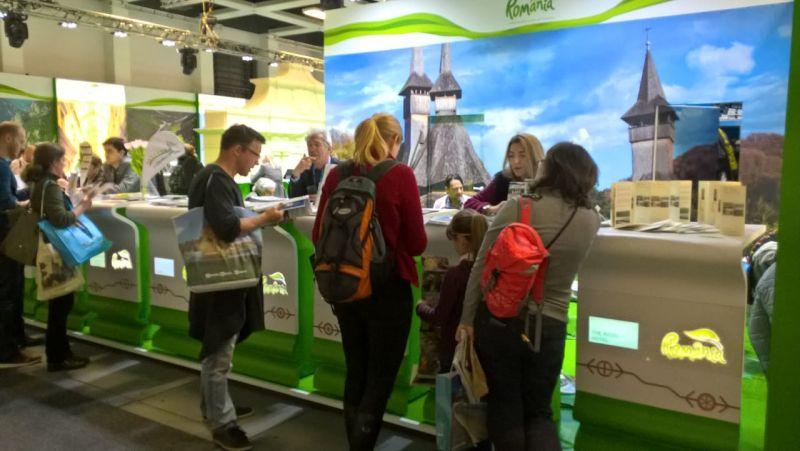 Atracțiile turistice ale Județului Tulcea, un mare succes la Târgul Internațional de Turism de la Berlin