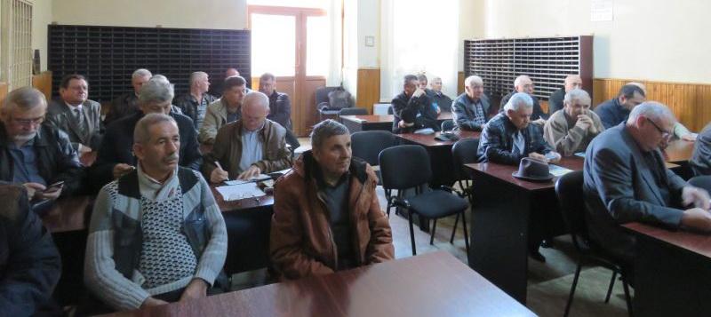 Adunarea Generală a militarilor tulceni în rezervă, prezentă la datorie!