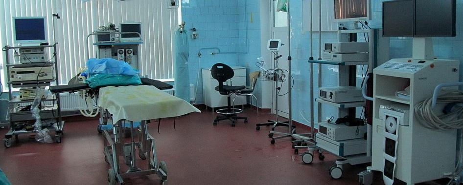 Chirurgia din spital, din ce in ce mai modernă si mai bine dotată