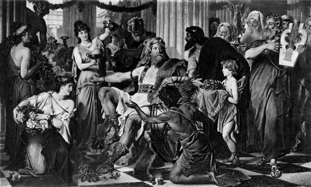 Alaric, regele vizigot, s-a născut pe teritoriul Deltei Dunării