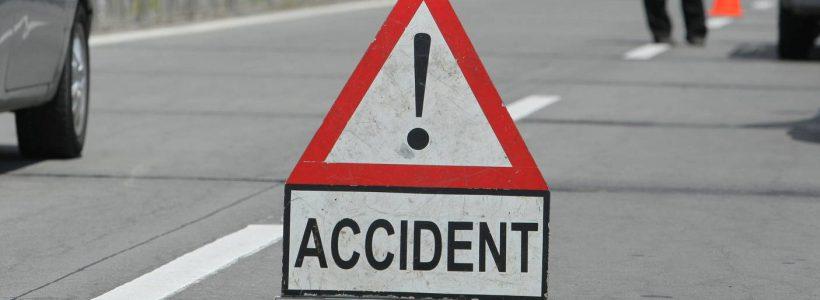 Accidente rutiere, la Panduru şi la Nufăru