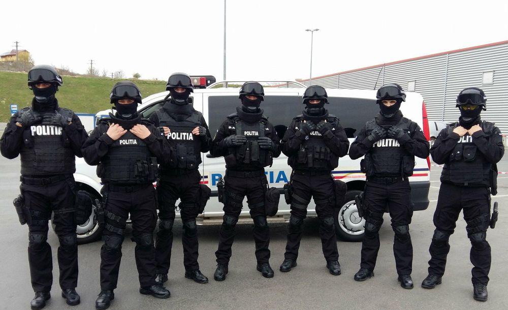 Cronica neagră a poliţiei
