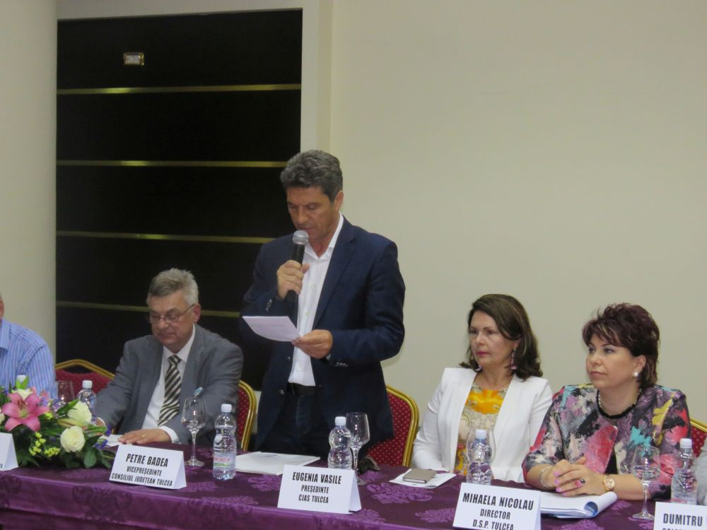 O nouă ediție a Conferinței regionale a medicilor de familie, la Tulcea