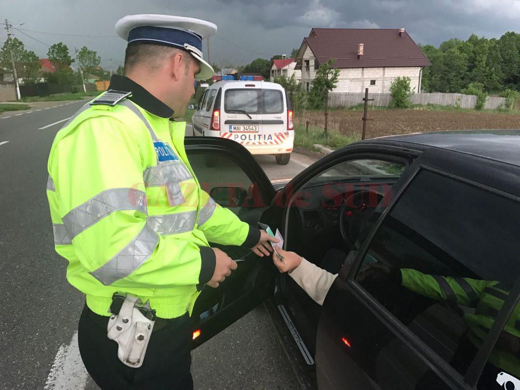 Tulcea - Conducerea fără permis, infracțiune în traficul rutier