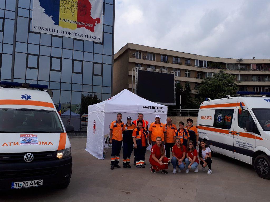 28 iulie - Ziua Ambulanței! La mulţi ani, eroii noştri de zi cu zi!