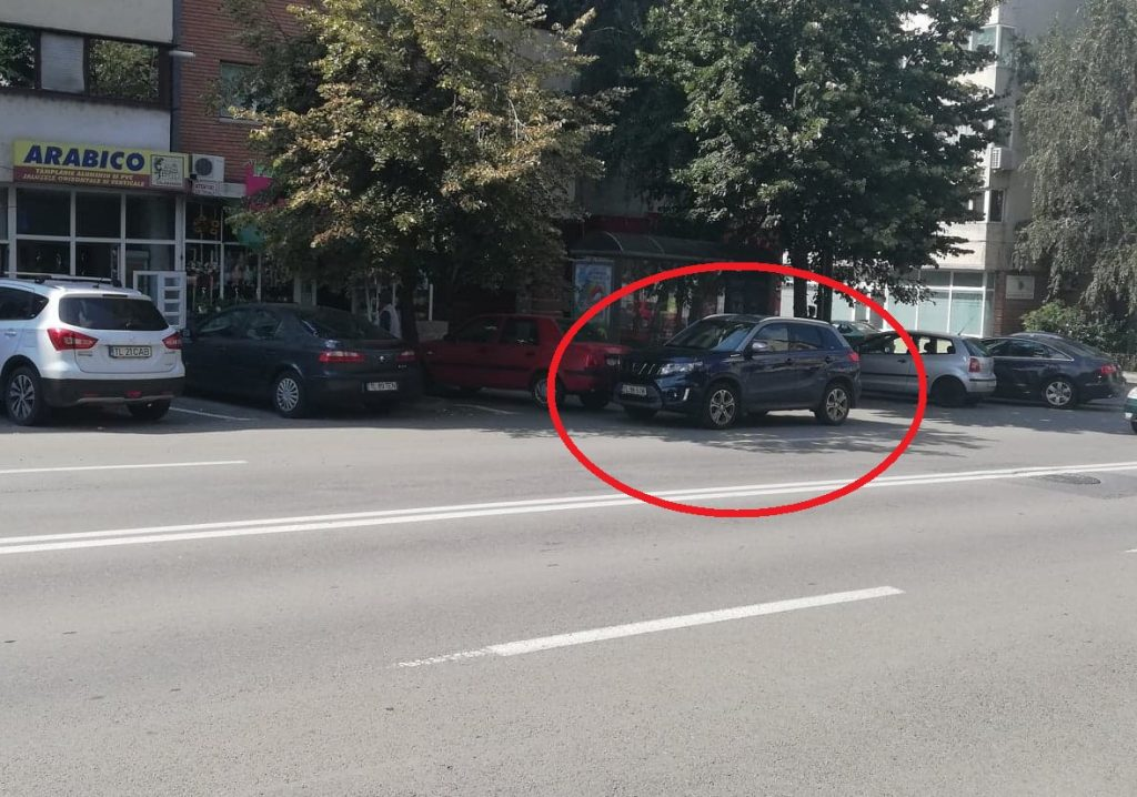 Din nou, sfidarea primarului bate legislaţia rutieră