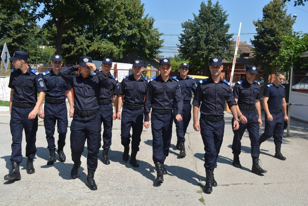 Forţe proaspete la Jandarmeria Tulcea
