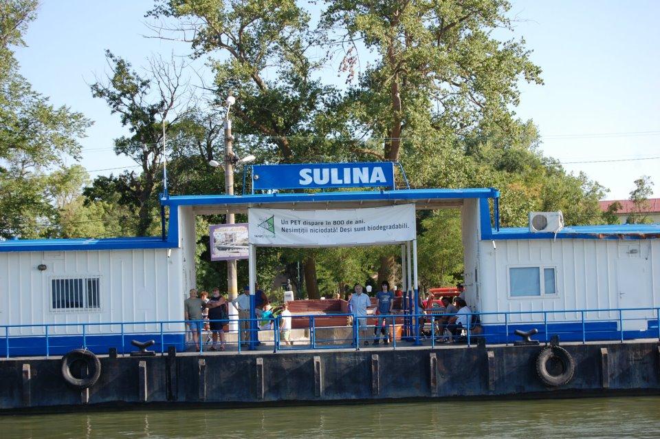 Sulina - Nou mega-proiect de investiţii în favoarea turismului