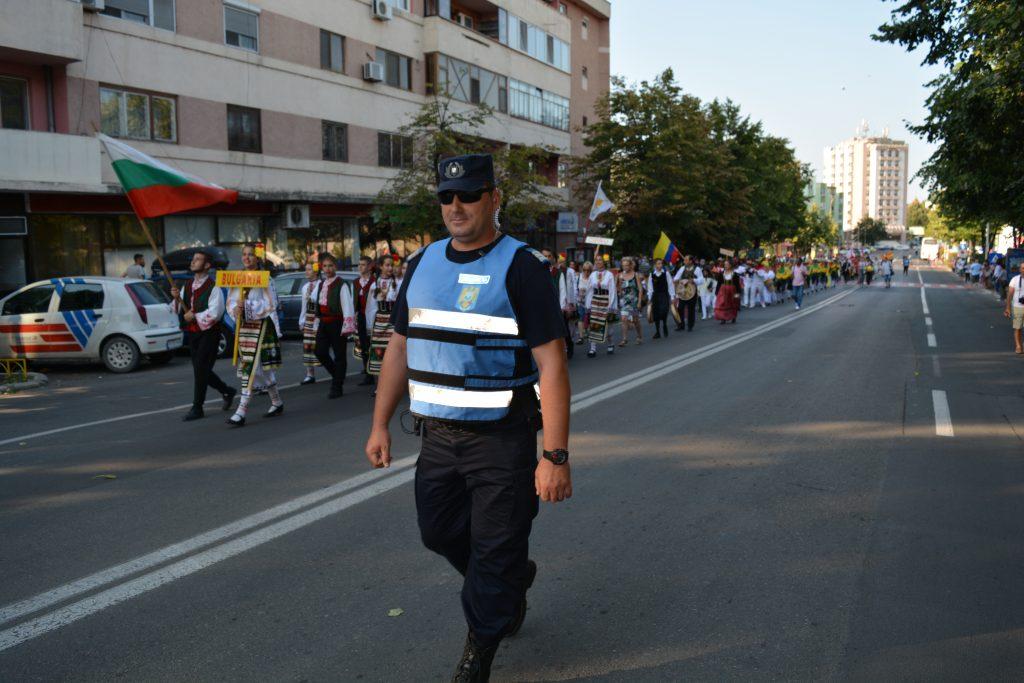 """Măsuri specifice adoptate de jandarmi pentru """"PEŞTIŞORUL DE AUR"""""""