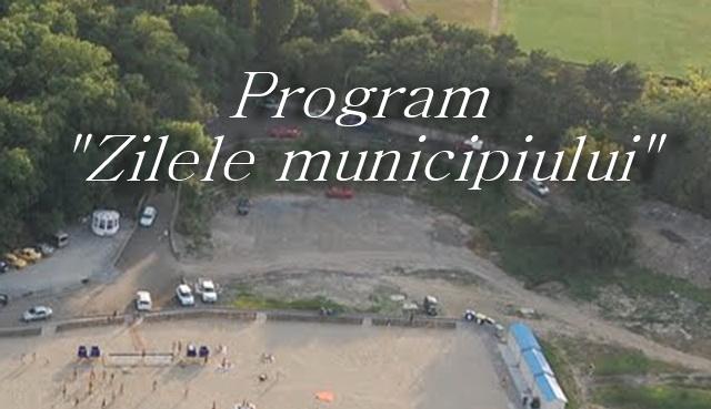 Programul evenimentelor dedicate