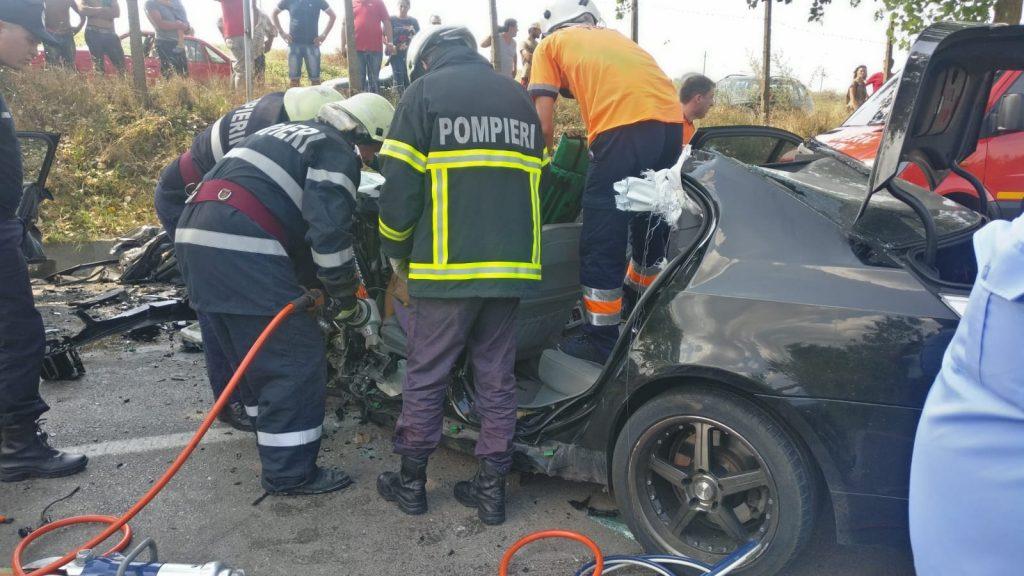 Unul dintre răniții din accidentul de la Agighiol nu a supravietuit