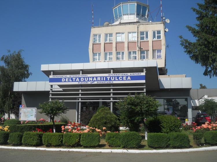 Modernizarea Aeroportului Delta Dunării în vederea reclasificării, la faza cererii de finanțare