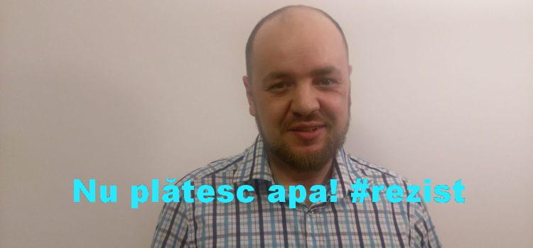 Preşedintele USR Tulcea, executat silit pentru datorii la Aquaserv