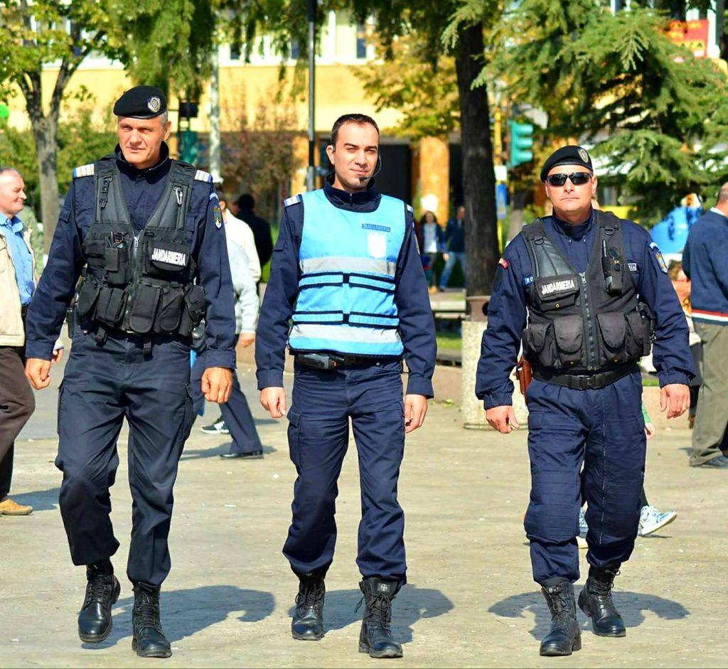 """Jandarmii tulceni s-au alăturat campaniei """"Let's Do It, România!"""""""