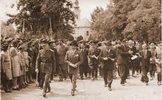 Vizita Mareșalului Ion Antonescu la Tulcea