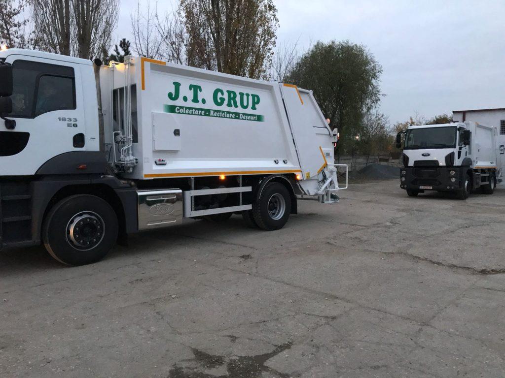J.T. Grup preia Babadagul cu mașini Euro 6