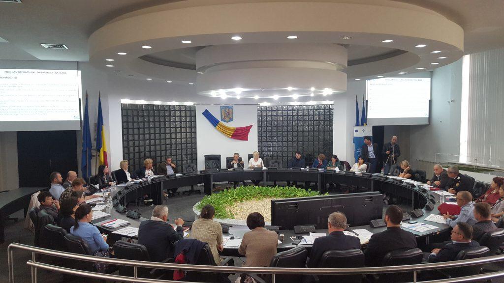 ADI ITI Delta Dunării, la reuniunea Comitetului Consultativ