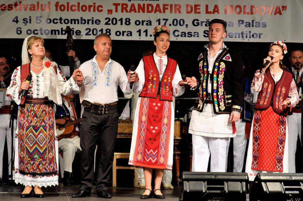 """""""Baladele Deltei"""", la a 50-a ediție a prestigiosului Festival Internațional de Folclor """"Trandafir de la Moldova"""""""