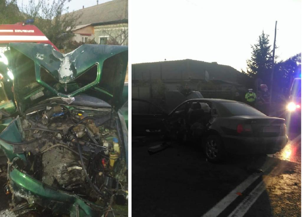 Un bărbat a murit, iar o femeie şi un copil sunt grav răniţi, in urma accidentului de la Ciucurova