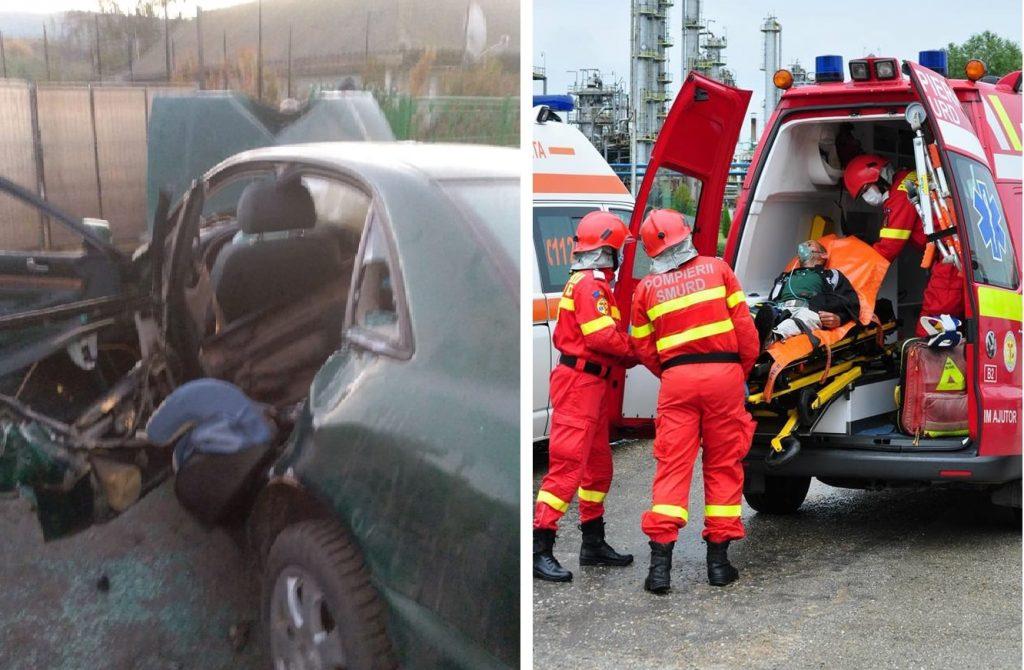 Doar ieri au fost trei accidente soldate cu răniţi. Creşte îngrijorător numărul de accidente cu victime