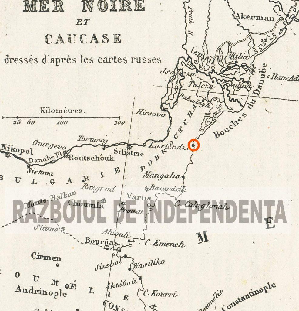 Cum am câştigat Delta Dunării în 1878