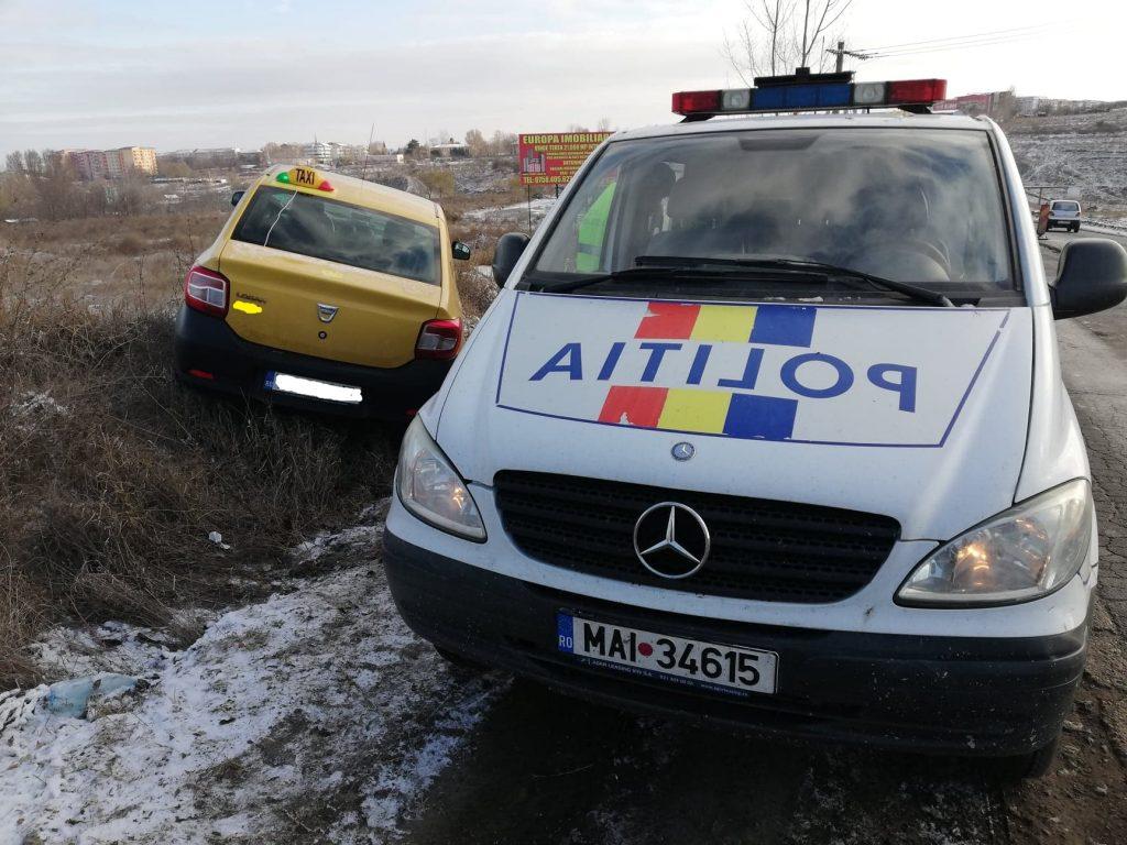 Atacatorul taximetristului a fost prins și se află în arestul poliției!