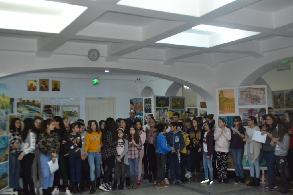 """Concursul de Pictură """"Alexandru Ciucurencu"""" și-a desemnat câștigătorii"""