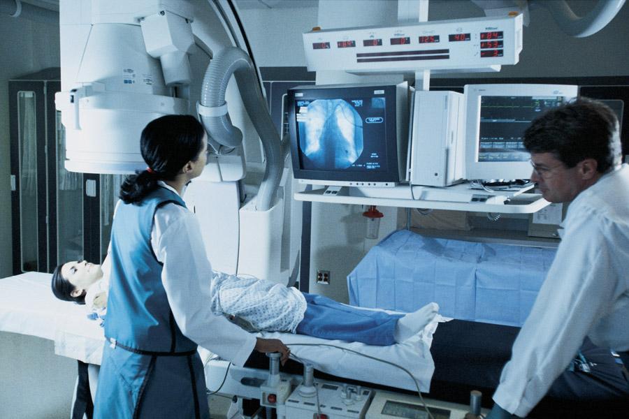 Încă un medic radiolog a venit la spitalul din Tulcea