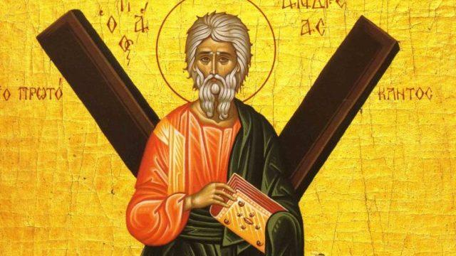La mulţi ani celor ce poartă numele Sfântului Apostol Andrei !