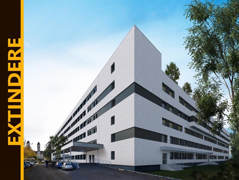 Proiecte în pregătire, în valoare de 50.000.000 de euro, la Spitalul Județean de Urgență