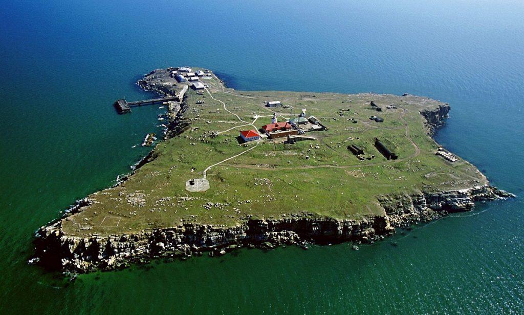 Insula Șerpilor, între mit și realitate