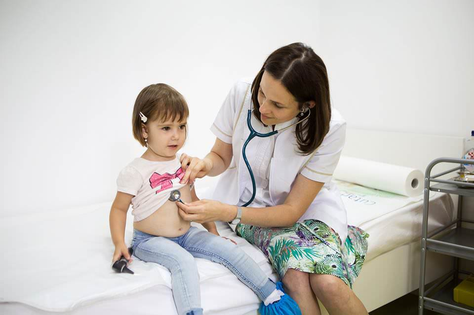 Vești bune pentru pediatrie...