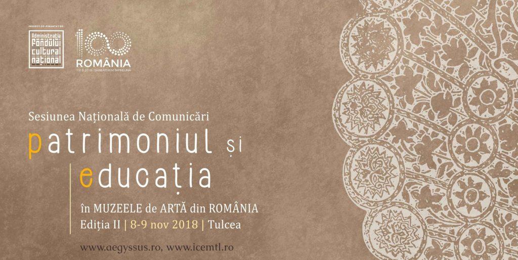 """Institutul de Cercetări Eco-Muzeale """"Gavrilă Simion"""" Tulcea vă invită..."""