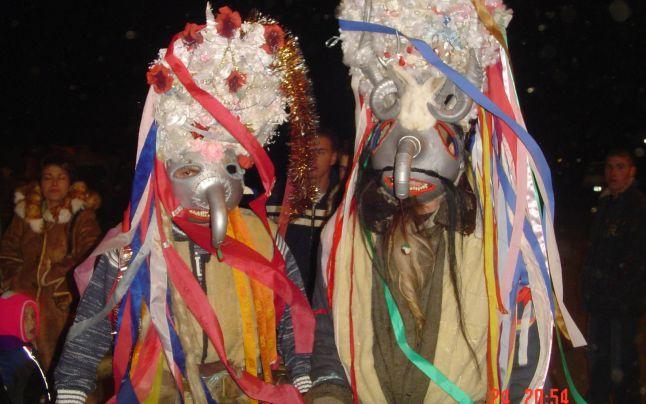 A început Sărbătoarea Moşoaielor la Luncaviţa