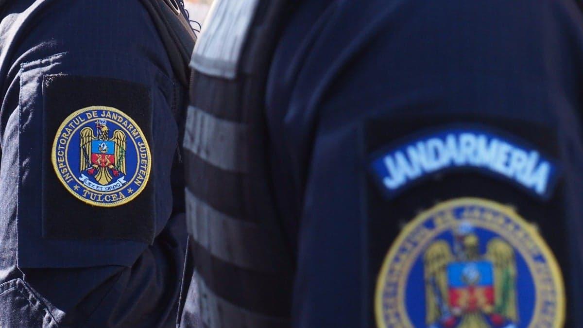 Măsuri de ordine şi siguranţă publică întreprinse de jandarmii tulceni pe timpul Sărbătorilor de Iarnă