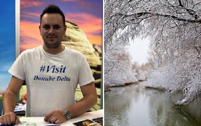Blitz interviu - Despre turismul de iarnă în Delta Dunării