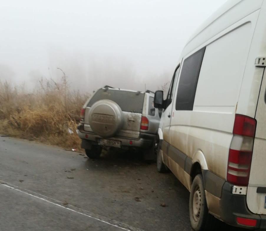 Accidente rutiere la Malcoci și Turcoaia