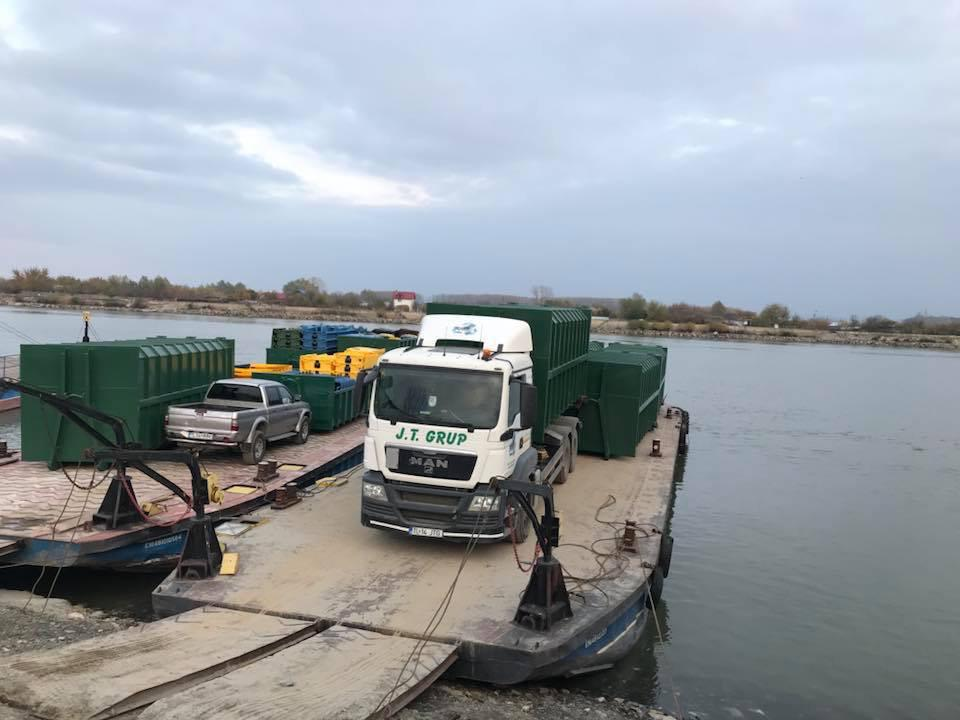 JT Grup, campionii reciclării în Delta Dunării