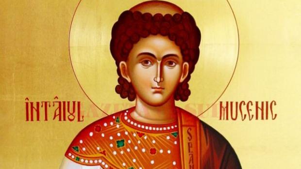 Sfântul Ştefan, primul diacon şi martir al Bisericii