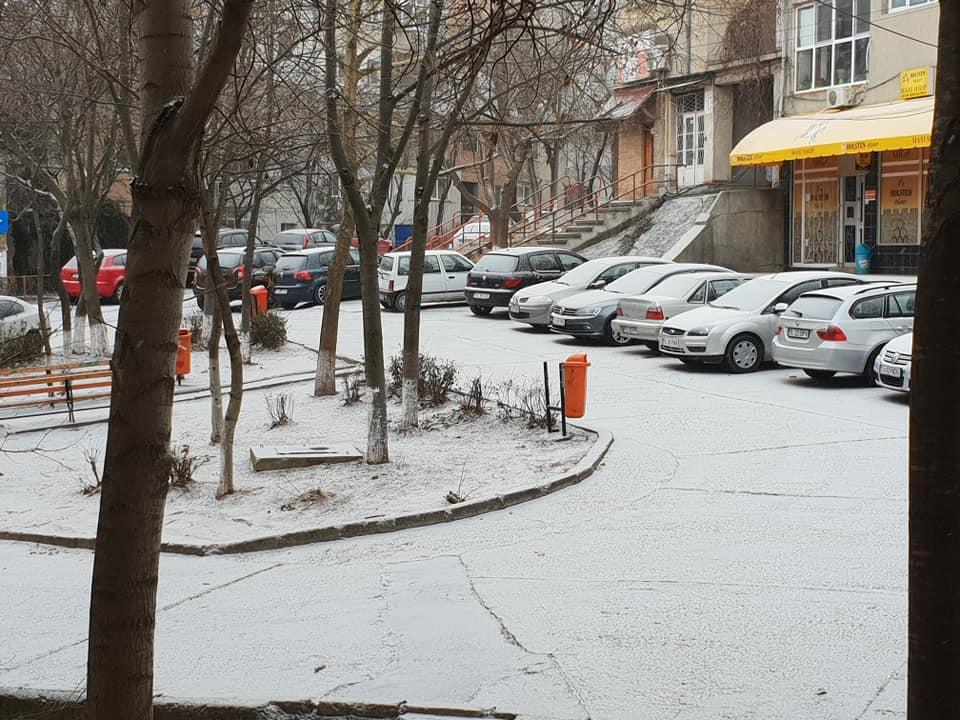 Cum va fi vremea în municipiu pe 6, 7 și 8 ianuarie