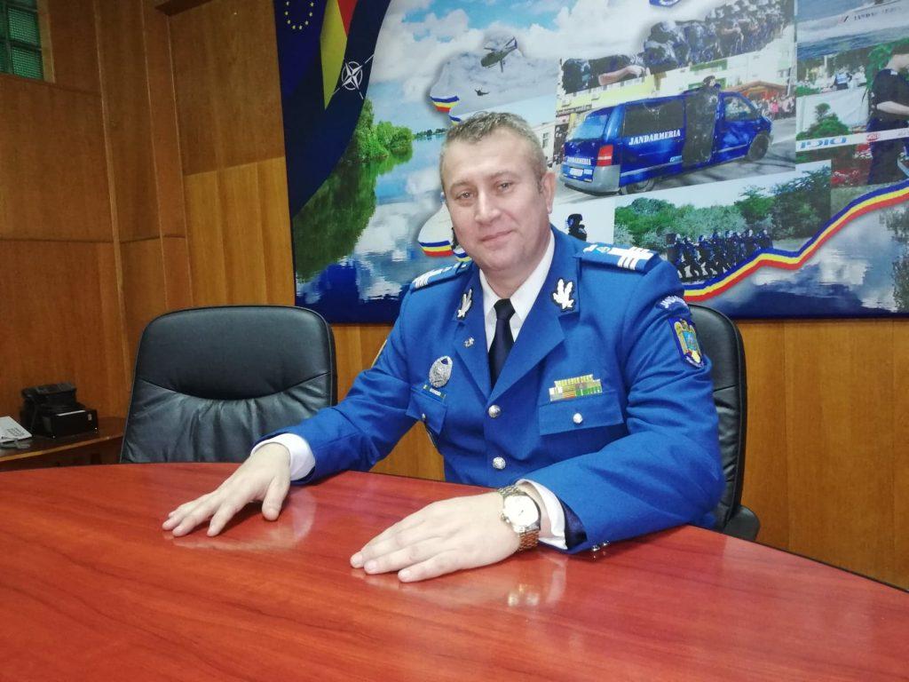Jandarmeria tulceană la bilanţ