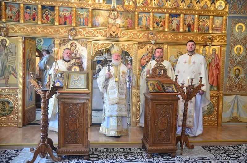 Sfânta Liturghie arhierească la Penitenciarul de Maximă Siguranţă Tulcea