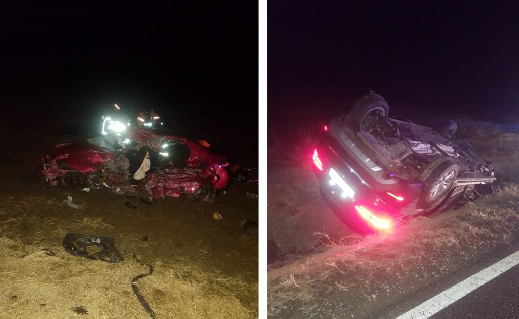 Doi tineri de 18 ani au murit și altul este grav rănit, într-un carnagiu rutier din județul Constanța