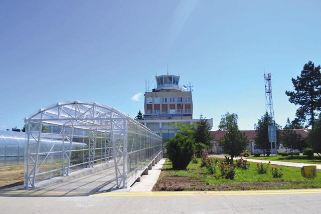 Consiliul Județean a aprobat tarifele pe 2019 pentru Aeroportul Delta Dunării