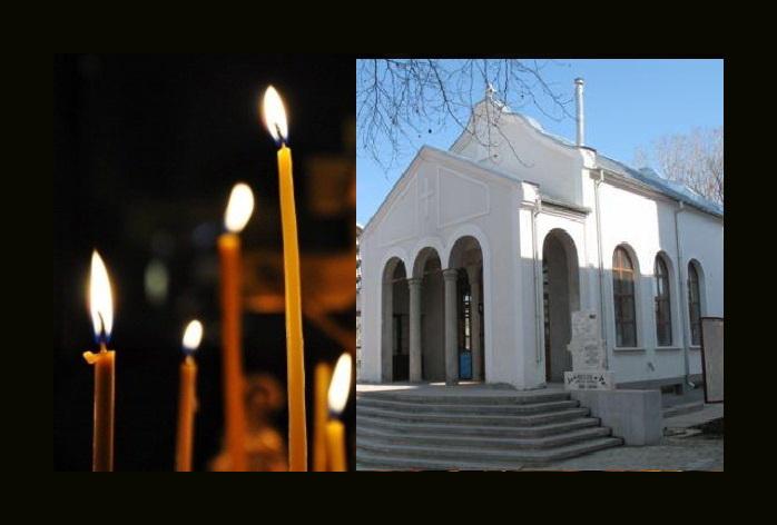 Adi şi Dragoş au fost depuşi la capela Catedralei Sfântul Nicolae în această după-amiază. Înmormântarea va avea loc miercuri