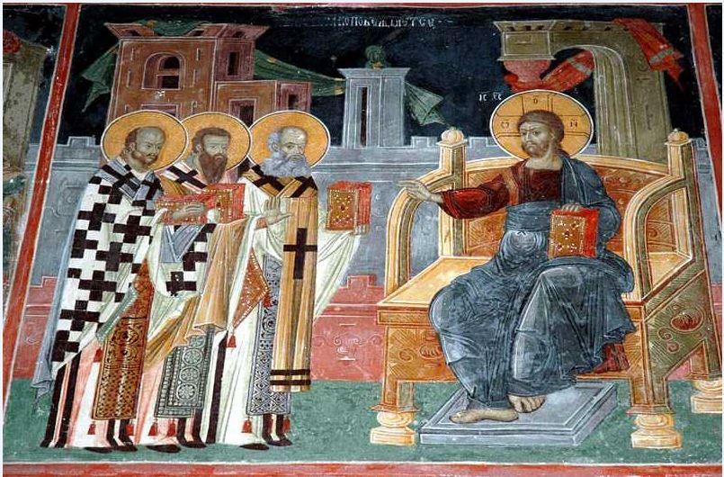 Azi îi pomenim pe Sfinţii Trei Ierarhi : Vasile cel Mare, Grigorie Cuvântătorul de Dumnezeu şi Ioan Gură de Aur