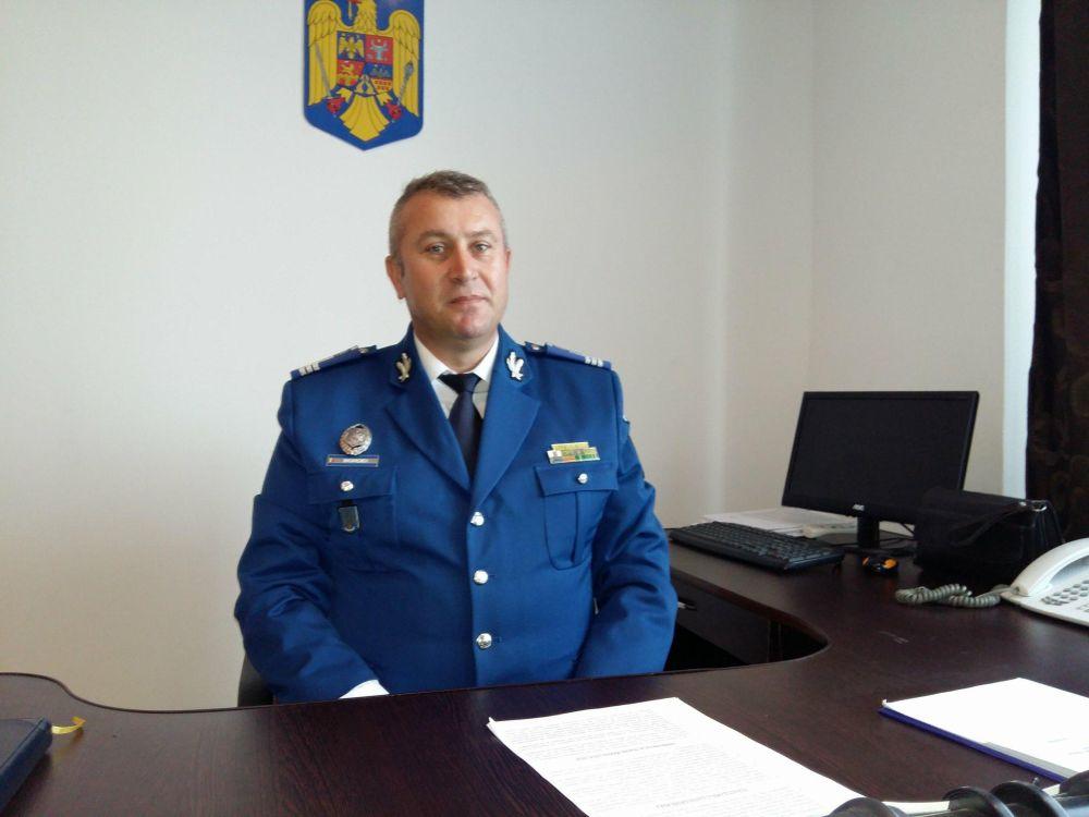 Colonelul Ion Bordei a preluat Gruparea Mobilă a Jandarmeriei din Constanţa