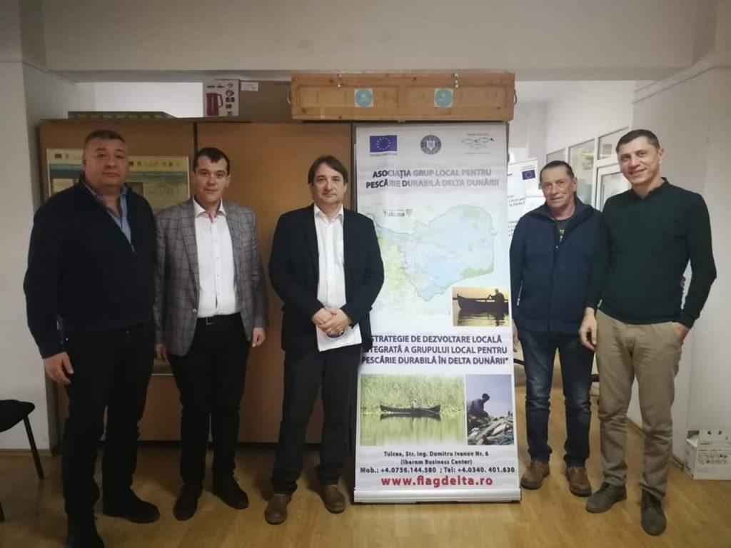 Asociația Grup Local pentru Pescărie Durabilă în Delta Dunării a încheiat cu succes selecţia proiectelor declarate admise în urmă finalizării procedurilor de evaluare pentru Măsura 2