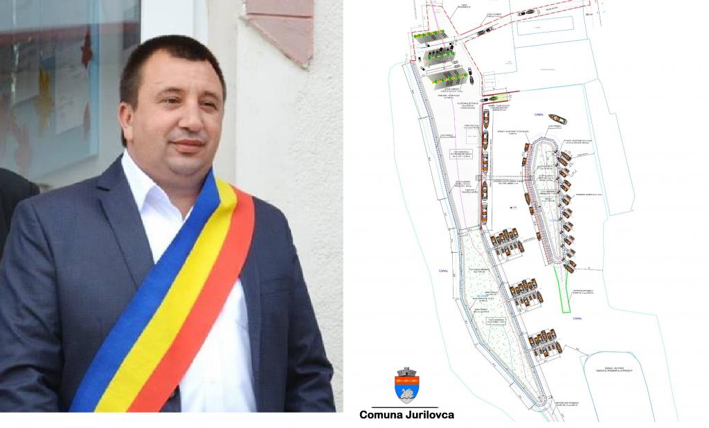 Comuna Jurilovca pregătește un nou proiect pentru comunitatea locală, accesând fonduri europene prin P.O.R. - alocare ITI